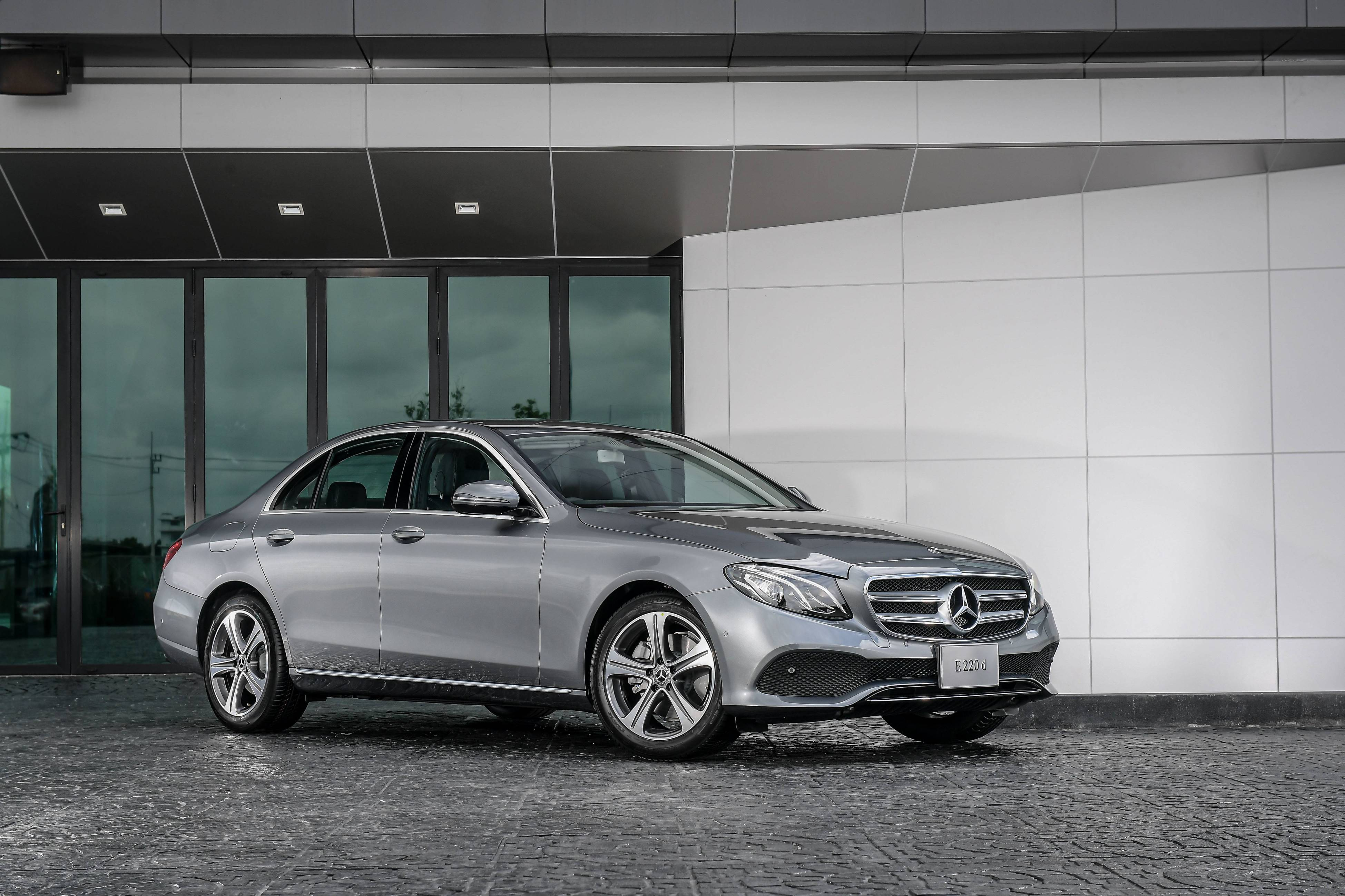 Mercedes-Benz E220d Sport 2019