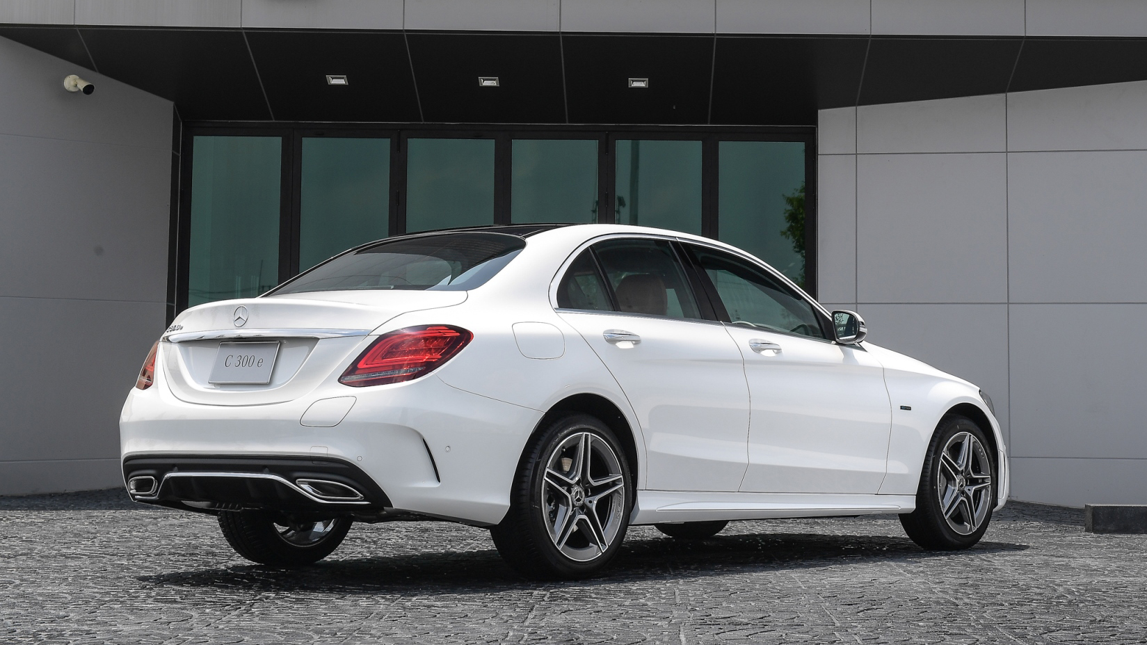 2019 Mercedes-Benz C300e AMG Dynamic