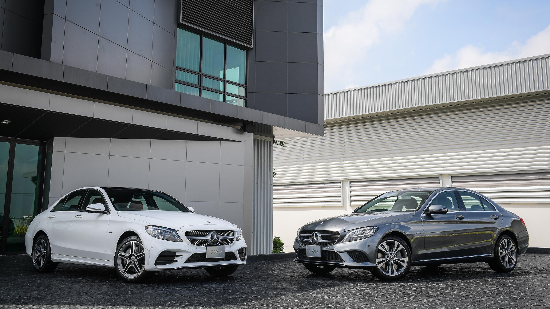 2019 Mercedes-Benz C 300 e