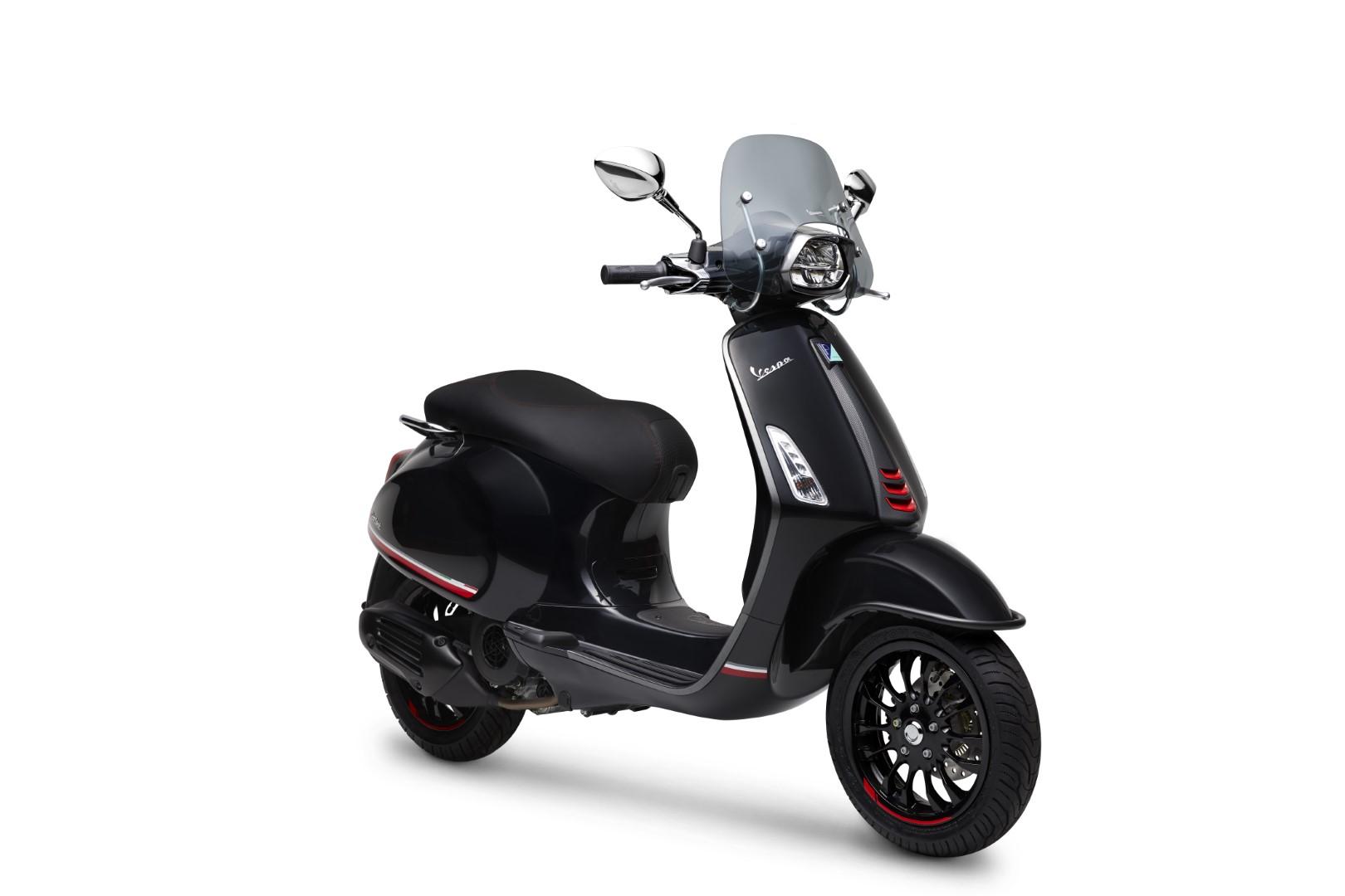 Vespa Sprint Carbon 2019