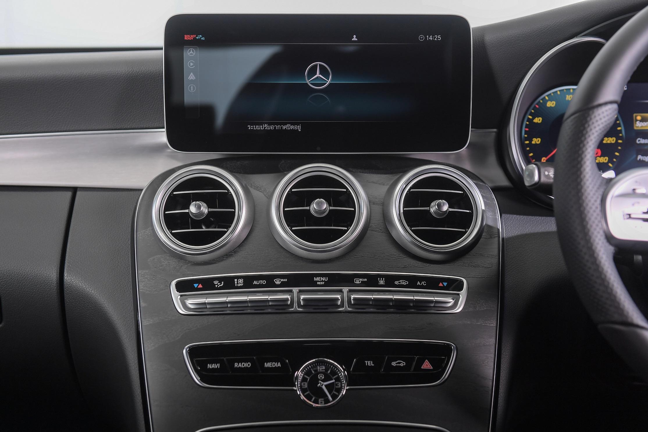 Mercedes-Benz C 300 e AMG Sport