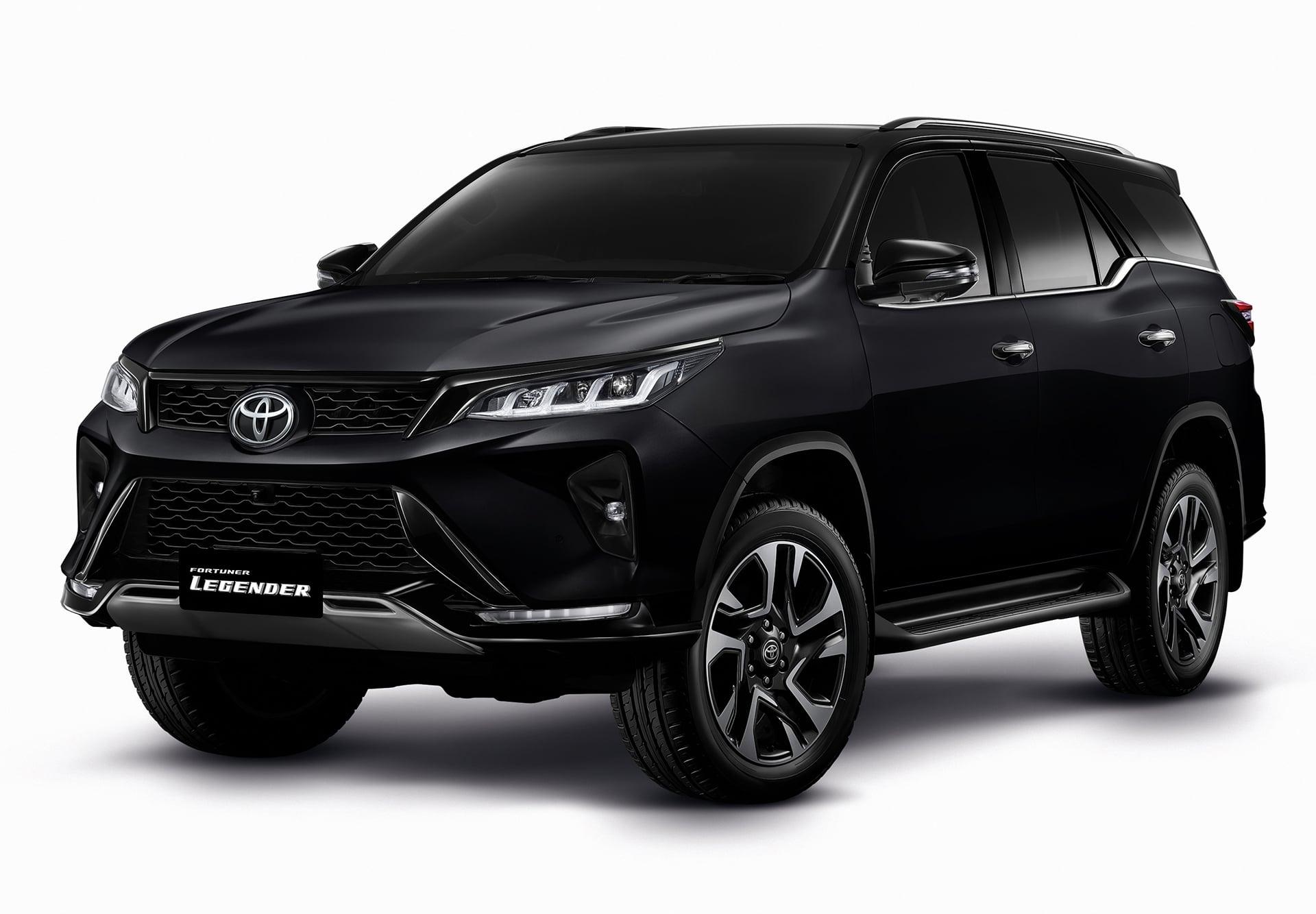Toyota Fortuner 2021,