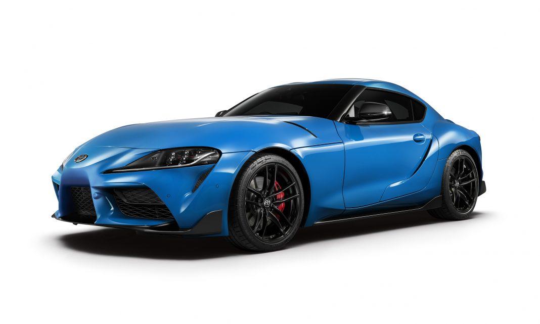 Toyota GR Supra 2020 Edition