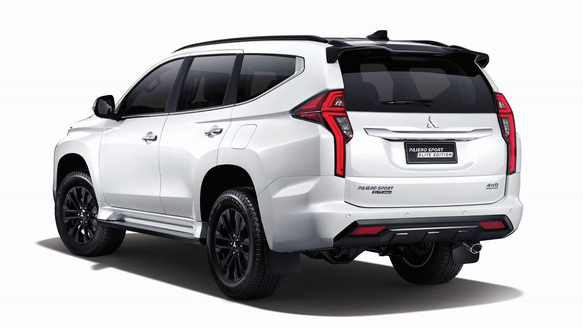 Mitsubishi Pajero Sport Elite Edition 2020