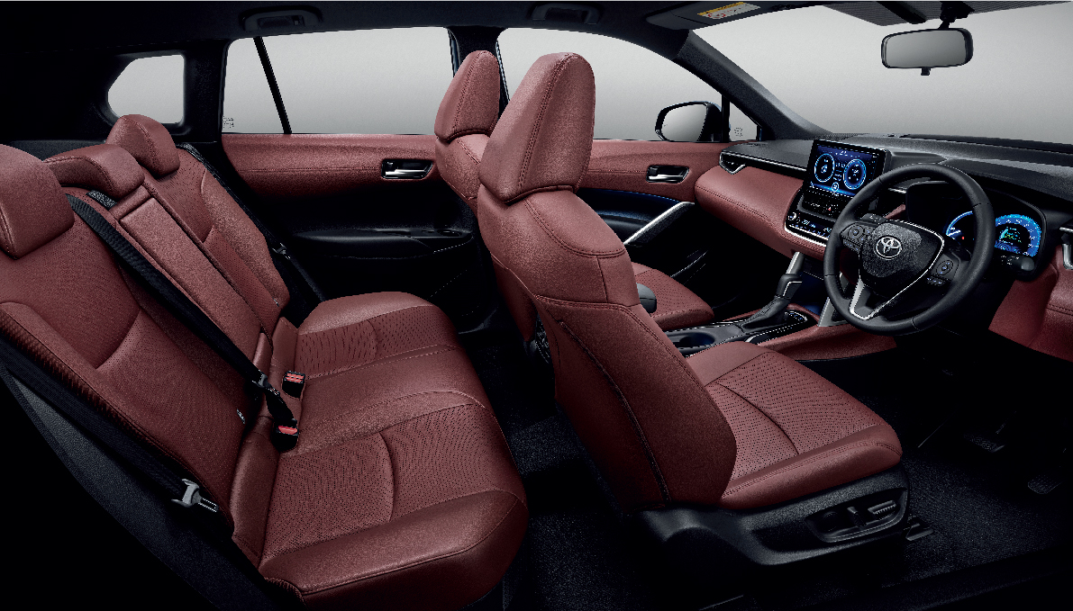 2020 Toyota Corolla Cross