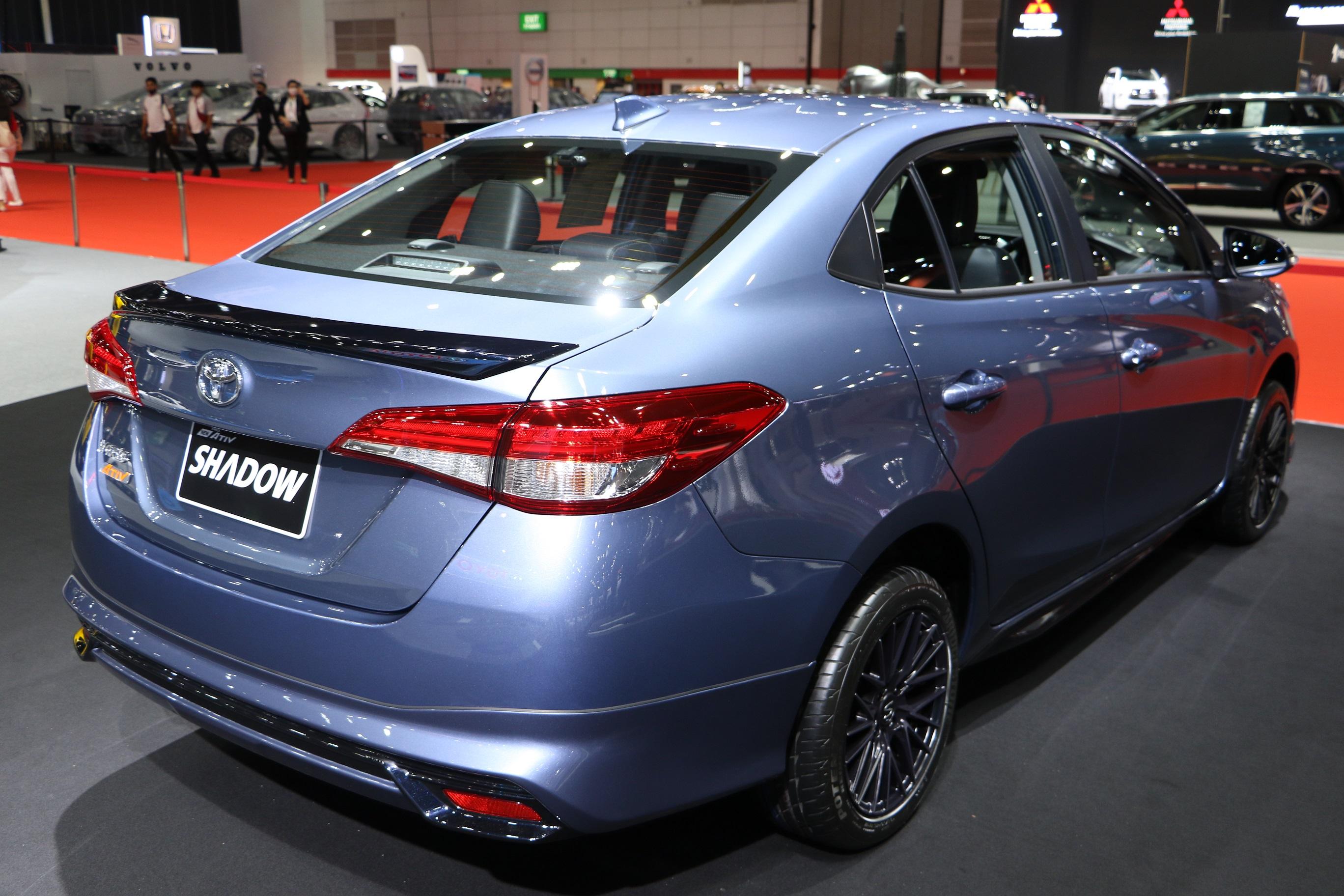 Toyota Yaris Ativ 2020