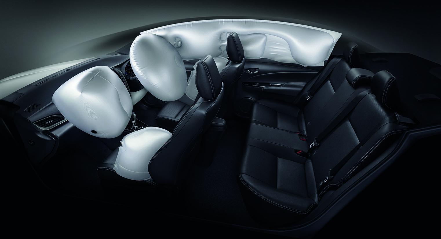 Toyota Yaris Ativ 2021