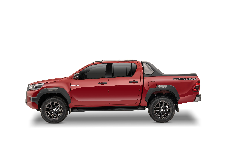 2021 Toyota Hilux Conquest
