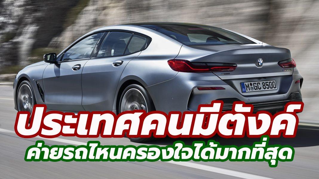 Singapore BMW 8 Series 2020