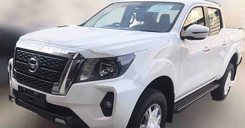 2021 Nissan Navara Thailand