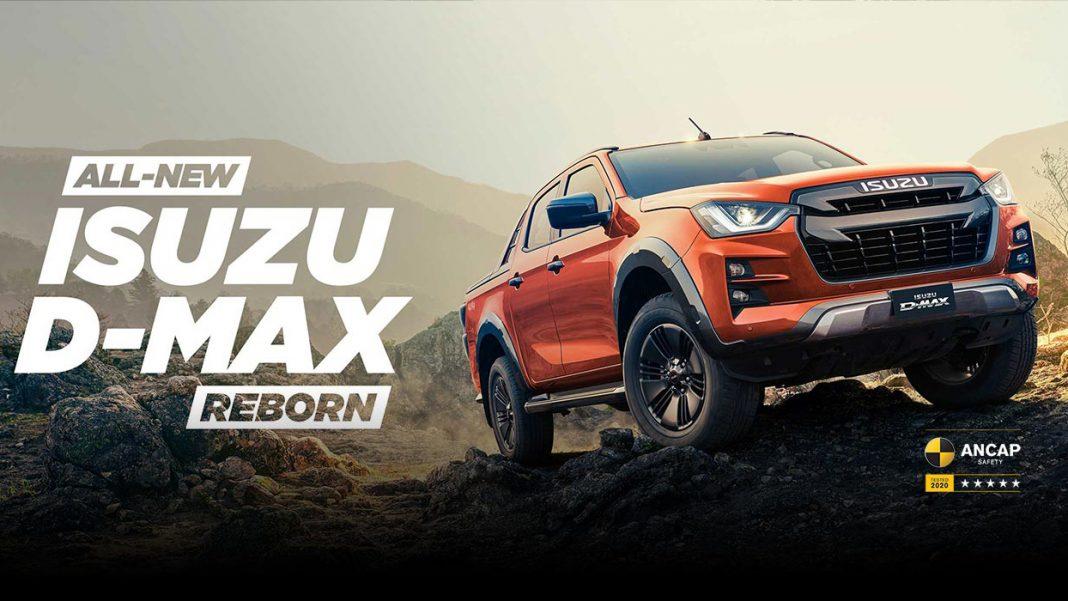 2021 Isuzu D-MAX Reborn