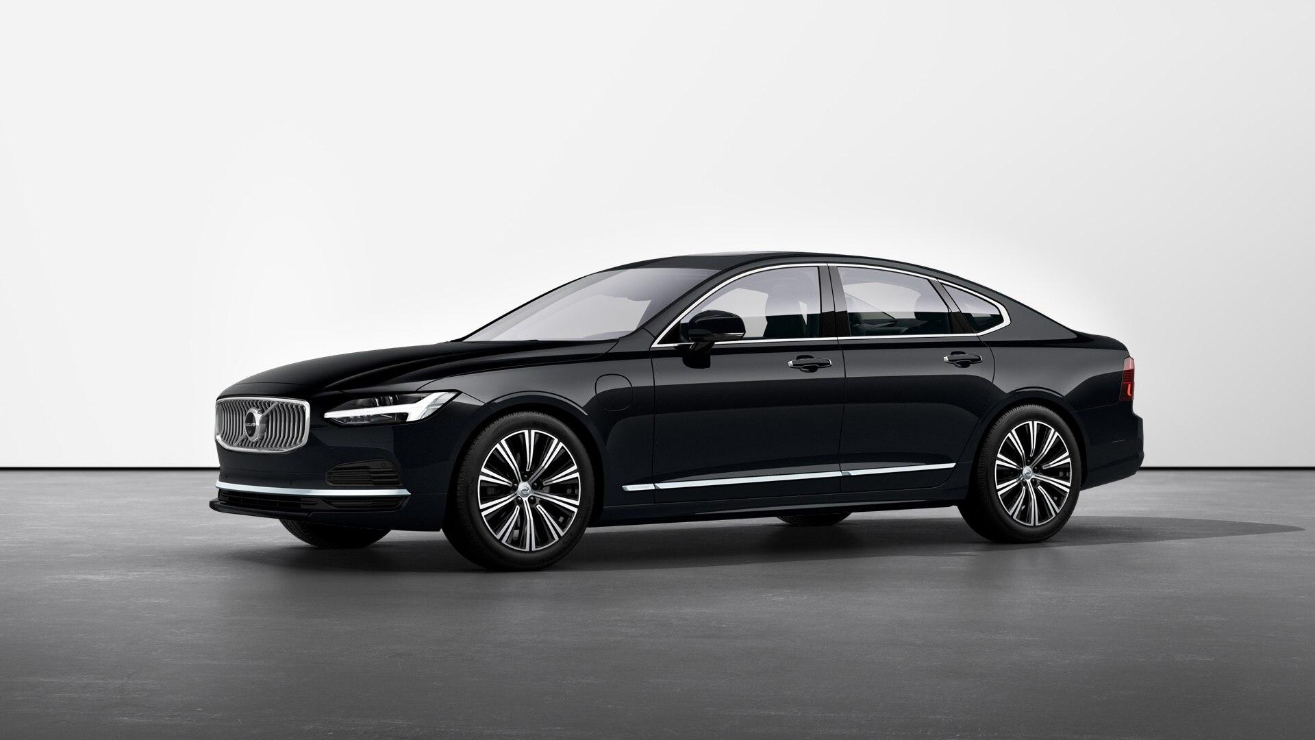 2021 Volvo S90 Recharge Inscription - Onyx Black Metallic