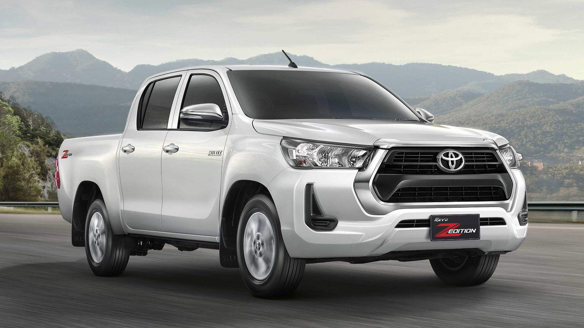 2021 Toyota Hilux Revo Z-Edition