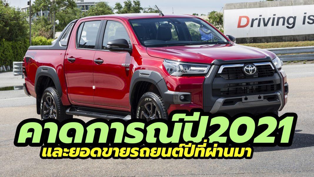 2020 Car Sales Thailand