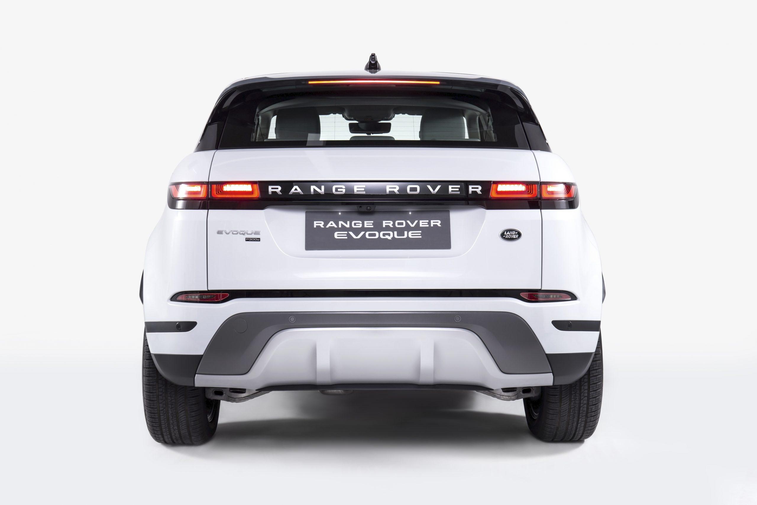 2021 Range Rover Evoque PHEV Lafayette Edition