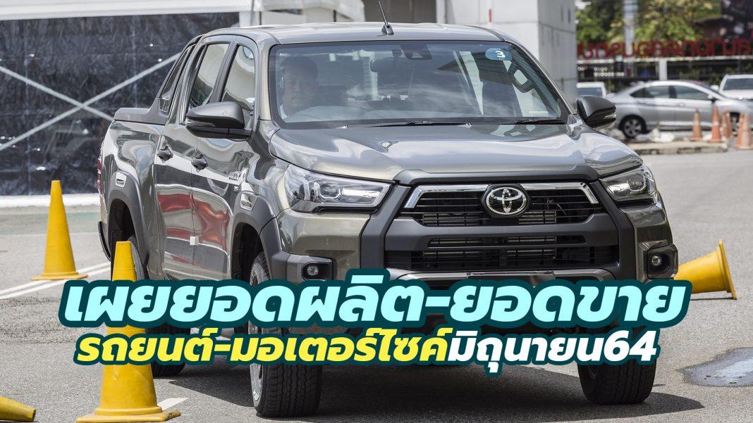 2021 Toyota Hilux Revo Thailand