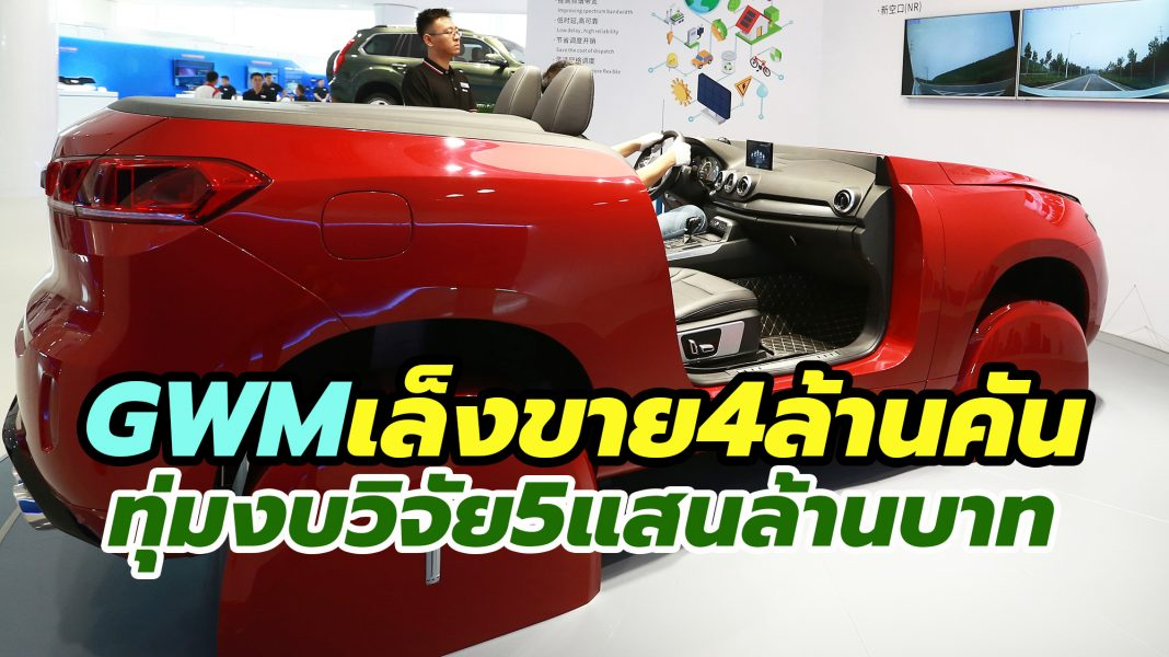 GWM Automatic Driving Technology