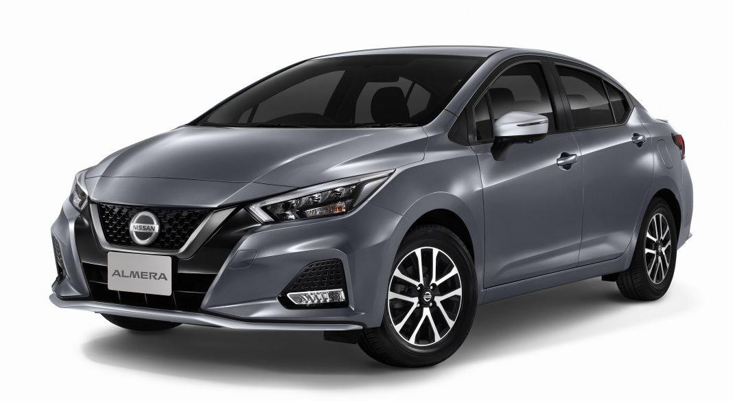 2021 Nissan Almera Sportech