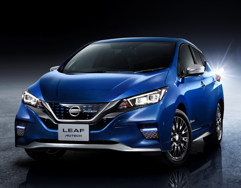 2021 Nissan LEAF AUTECH