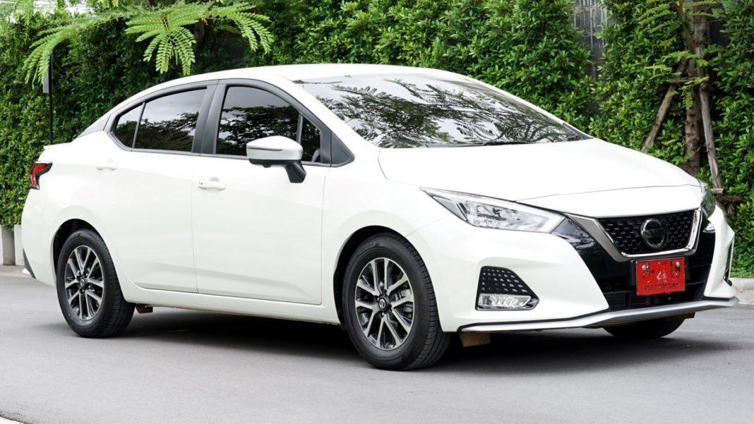 2021 Nissan Almera