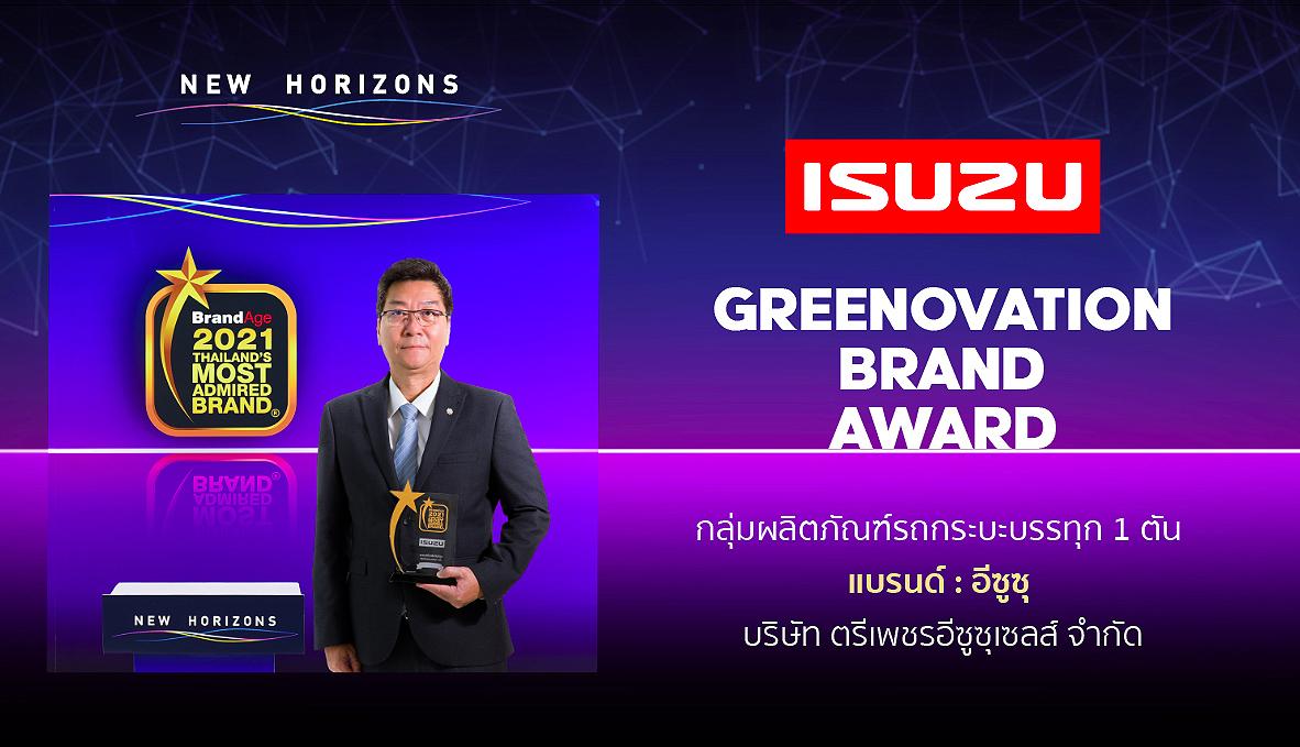 ISUZU-BrandAge 2021