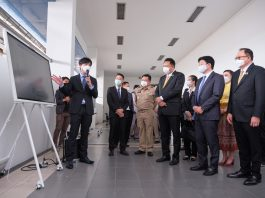 Nissan opens Factory Accommodation Isolation